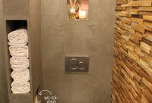 nieuw huis badkamer