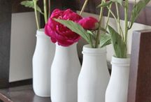 Bottle and Jar Decorations