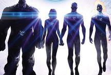 Fandom: Fantastic Four / The Ultimate Fan board for fans of Marvel's
