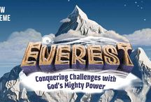 VBS 2015: Everest / All About Everest VBS 2015 / by ConcordiaSupply.com