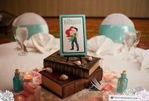 Bridal Shower + Bachelorette Ideas