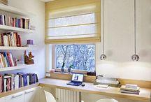 despachos, sala de estudio