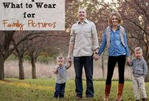 What to wear : Family