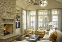Vaulted Ceilings / by Amanda Ebel