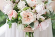 Bouquet Inspiration: Proper and Polished / Inspiration for the Proper and Polished Design Style: Traditional. Classic. Clean. Elegant. The Proper & Polished design style highlights the traditionally bloom-heavy, classic, tighter and rounded designs. This timeless concept utilizes a higher quantity of blooms per design than the other two design styles, which puts it at the higher end of the price range.