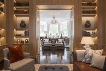 Interior Design | Bookshelves