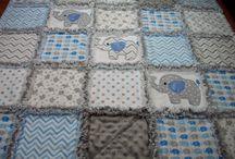 Rag Quilts / by Debbie Reiswig Noorigian