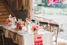 Reception Inspiration / wedding flower and decor inspiration for your WEDDING RECEPTION