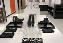 MarioLucaGiusti Black&White / #mariolucagiusti #syntheticCrystal dressed in Black&White
