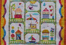 Island Batik / Fabulous projects with Island Batik fabrics