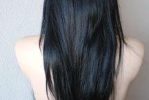 hair styles / by Sara Broadstreet