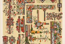 patterns créations diverses