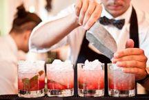 Cocktail catering til fredagsbar