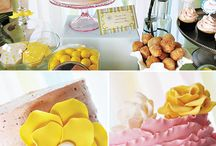 Cake, Cupcake and Cookie ideas!!