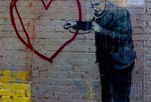 Streetart Banksy