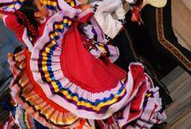 Am♡ el folklórico, ♡ México! !