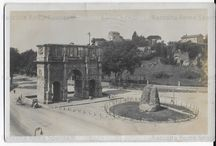 Rome vroeg 20e eeuw