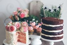 Fancy Cake Party / by Lacy Stroessner // LIVING ON LOVE