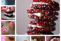 Treats to make with my girls! / by Andrea Anderson