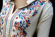 Neck designs