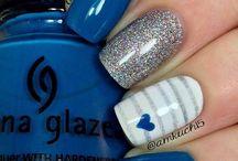Winter nails *<3*