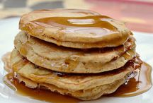 Recipes: Breakfast - Pancakes, Waffles, & French Toast / by Allison Mayes