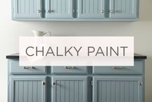 Chalky Paint / by Valspar