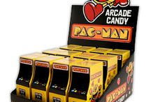 "PAC-MAN / ""Random Acts of PAC-MAN...!"" / by David Bishop"