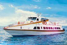 Boat / Fast boat Marina Srikandi