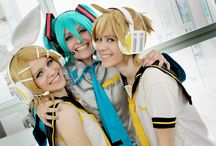vocaloid costplay