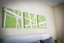 DIY Painting Ideas / by Angie Marquardt