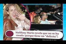 """Malillany Marín revela que no se ha casado ¡porque tiene un """"defecto""""!"""