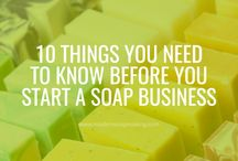 need to know for soap making buisness