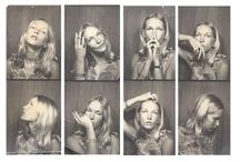 photobooth / old photo..black and white
