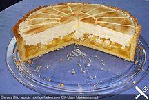 Apfelschmand Kuchen