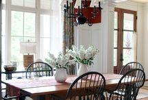 At Home - Kitchen & Dining Room