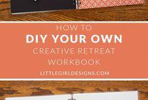 Scrap Ideas / Un hobbie, el scrap. Un rincón para la inspiración, Pinterest