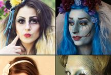 Halloween Costumes and Makeup / by Kacee Kirkwood