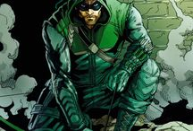 Dc comics/arrow