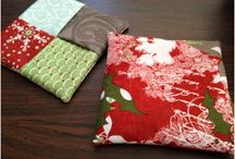 Handmade Holidays / DIY, craft and sewing ideas for Christmastime