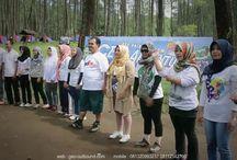 EMPLOYEE OUTBOUND DI GRAFIKA CIKOLE LEMBANG GEO ADVENTURE INDONESIA