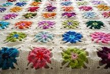 ✤ Crochet ✤ Knit ✤ Wool ✤ / by Mademoiselle Samantha