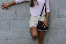 My Outfits - Paroles en rose / Me & my style... A mirror of my personality!