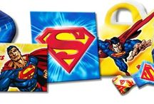 Superman Birthday Party Ideas, Decorations, and Supplies / Superman Party Supplies from www.HardToFindPartySupplies.com, where we specialize in rare, discontinued, and hard to find party supplies. We also carry several of the more recent party lines.