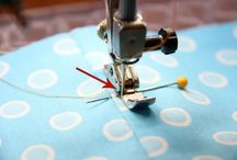 Sewing tips / by Melissa