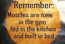 Train hard, Eat clean and Repeat.