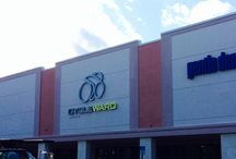 Cycleward Studio / Located in Fort Lauderdale, FL. Check out our amazing studio!