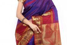 Kanchipuram Silk And Cotton Sarees For Wedding