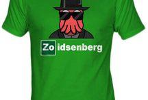 Camisetas Breaking Bad / by Fanisetas.Com