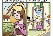 Vicini di Casa Webcomics